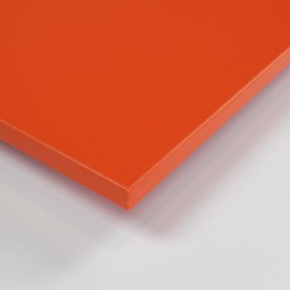 Dekorholz Orange - Holzzuschnitt