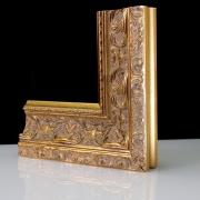 Aka Alt-Gold Echtholz - Bilderrahmen