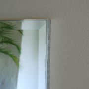 .Toronto Metropolis Alu-Rahmen-Spiegel