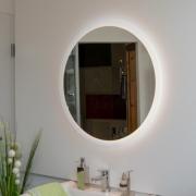 Forte Sun 100 Ø cm LED Badspiegel