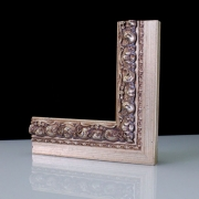 Formoso Silber Echtholz - Bilderrahmen