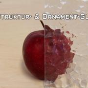 Struktur- & Ornament-Glas