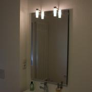 Alta II LED Badspiegel - Leuchtspiegel