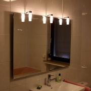 Alta III LED Badspiegel - Leuchtspiegel