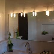 Alta IV LED Badspiegel - Leuchtspiegel