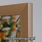Alu-Rahmen-Spiegel