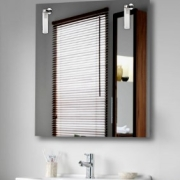 Sleeve II LED Badspiegel - Leuchtspiegel