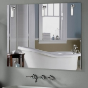 Sleeve III LED Badspiegel - Leuchtspiegel