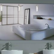 Sleeve IV LED Badspiegel - Leuchtspiegel