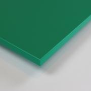 Dekorholz Smaragd grün - Holzzuschnitt