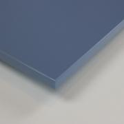 Dekorholz Taubenblau - Holzzuschnitt