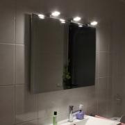 Bran III LED Badspiegel - Leuchtspiegel