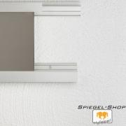 Spiegel-Montage-Profile Set ALUMINIUM