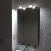 Cotnar II LED Badspiegel - Leuchtspiegel