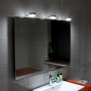 Cotnar III LED Badspiegel - Leuchtspiegel