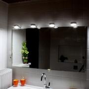 Cotnar IV LED Badspiegel - Leuchtspiegel
