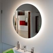 Forte Moon 100 Ø cm LED Badspiegel