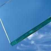 Normales Glas - klar / durchsichtig