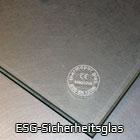 ESG - Sicherheitsglas