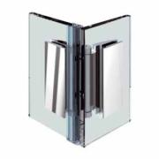 Glas - Glas Scharnier 90 Grad