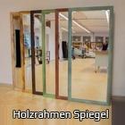 Holzrahmen Spiegel