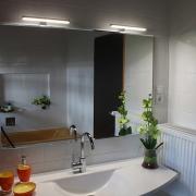 Joana II LED Badspiegel - Leuchtspiegel