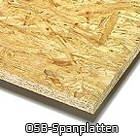 OSB Grobspanplatte