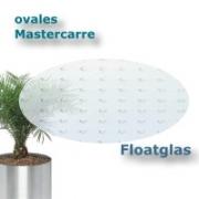 ovales Strukturglas Mastercarre