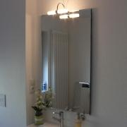 Savoy I LED Badspiegel - Leuchtspiegel