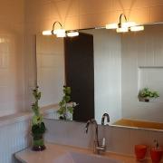 Savoy II LED Badspiegel - Leuchtspiegel