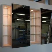 Spiegelschrank TwinCase mit Farb- und Größen-Auswahl