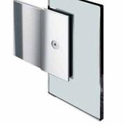 Glas - Wand Verbinder 180 Grad
