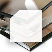 Rahmenloser Spiegel - Klar - Eckabschnitt