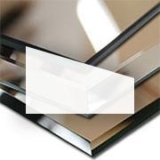 Rahmenloser Spiegel - Klar - Schrägschnitt