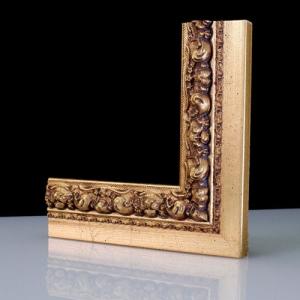 Formoso Gold Echtholz - Bilderrahmen