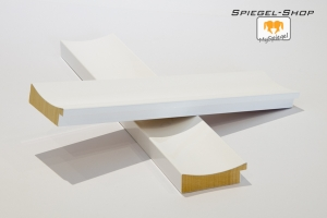 Piano Weiß Musterleiste