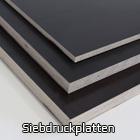 Siebdruck-Platten Karosserie-Board