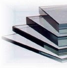 Tisch-Platte aus Normal Glas