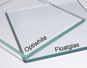 OptiWHITE Weißglas / Klarglas