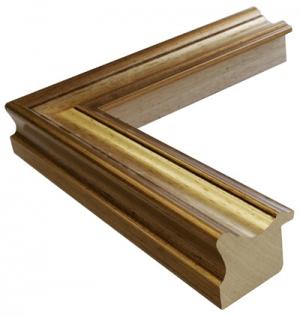 Pisa Gold Echtholz - Bilderrahmen