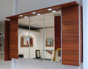 Spiegelschrank Basti LED mit Farb- und Größen-Auswahl