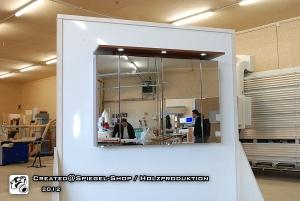 Spiegelschrank Fati LED mit Farb- und Größen-Auswahl