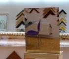 Rahmenloser Spiegel - Bronze - Rundbogen