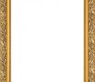 Padua Gold Echtholz - Bilderrahmen