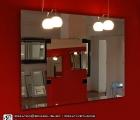 Pallone II Badspiegel - Leuchtspiegel