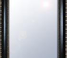 Collare Schwarz Gold Echtholz-Bilderrahmen