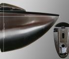 Glas/Holz-Regal-Fix Pharao bis 30 Kg