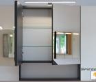Spiegelschrank Master mit Farb- und Größen-Auswahl