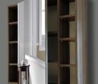 Spiegelschrank SideSpace mit Farb- und Größen-Auswahl