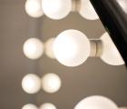 Chim LED II Theater Badspiegel - Hollywoodspiegel